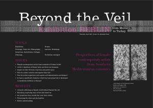 poster Klotz, Beyond the Veil klein