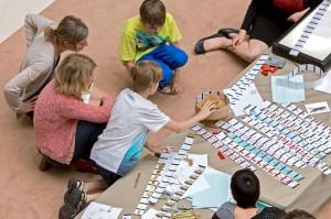 Deutsche Bank KunstHalle: Kinderworkshop